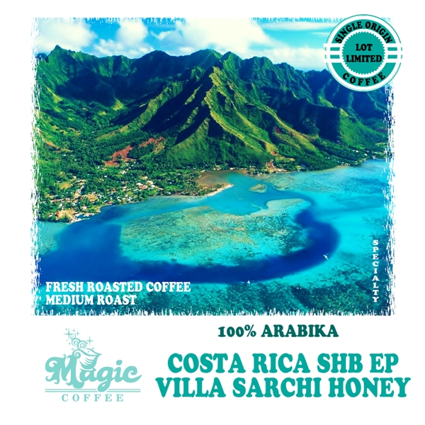 Коста Ріка SHB EP Villa Sarchi Honey
